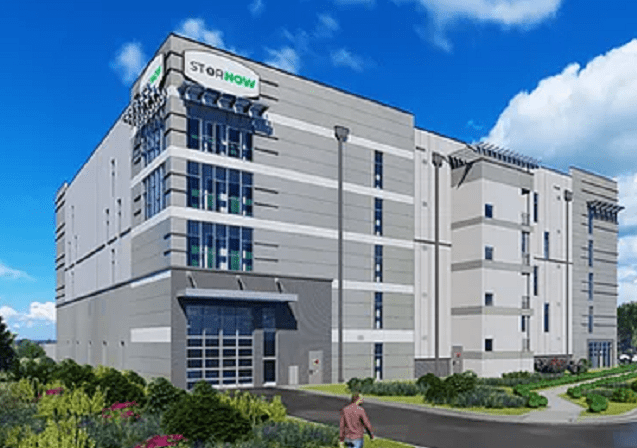 Market District to Get 100,000 Sq-Ft Self-Storage Project
