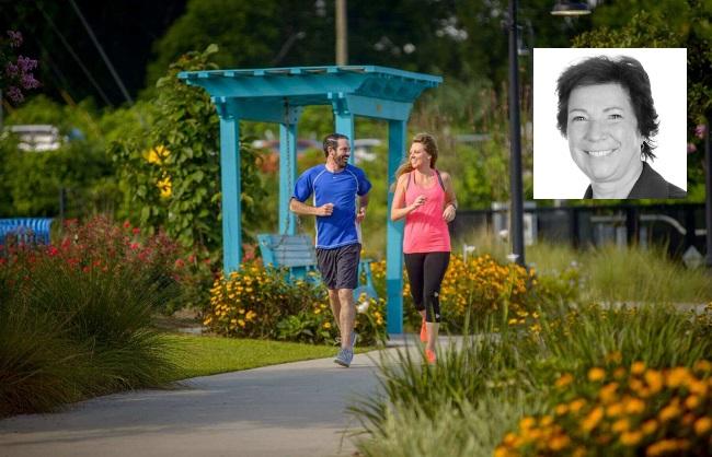 Cascades Walking Trails to be Named After Dr. Nancy Van Vessem