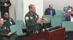 Leon County Sheriff Walt McNeil Provides Law Enforcement Update