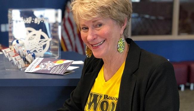 School Board Member Rosanne Wood Attempts to Dox Florida Gov. DeSantis' Children