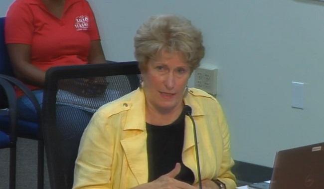 Leon County School Board Member Advocates for Vaccine Incentives