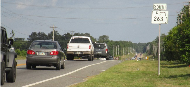Leon County Commissioners Updated on Crawfordville Road Project