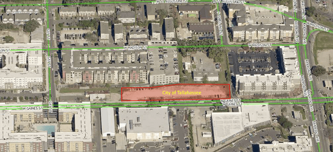 UPDATED: City Approves $4 Mill Offer for Gaines Street Property