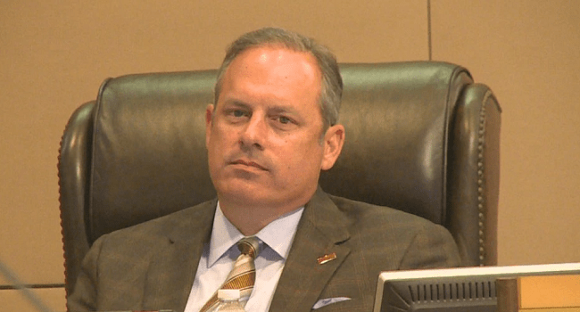 Former Tallahassee Mayor and City Commissioner Scott Maddox Sentenced to Five Years