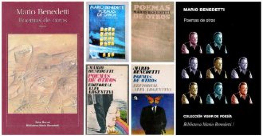Caratulas Poemas de Otros Mario Benedetti