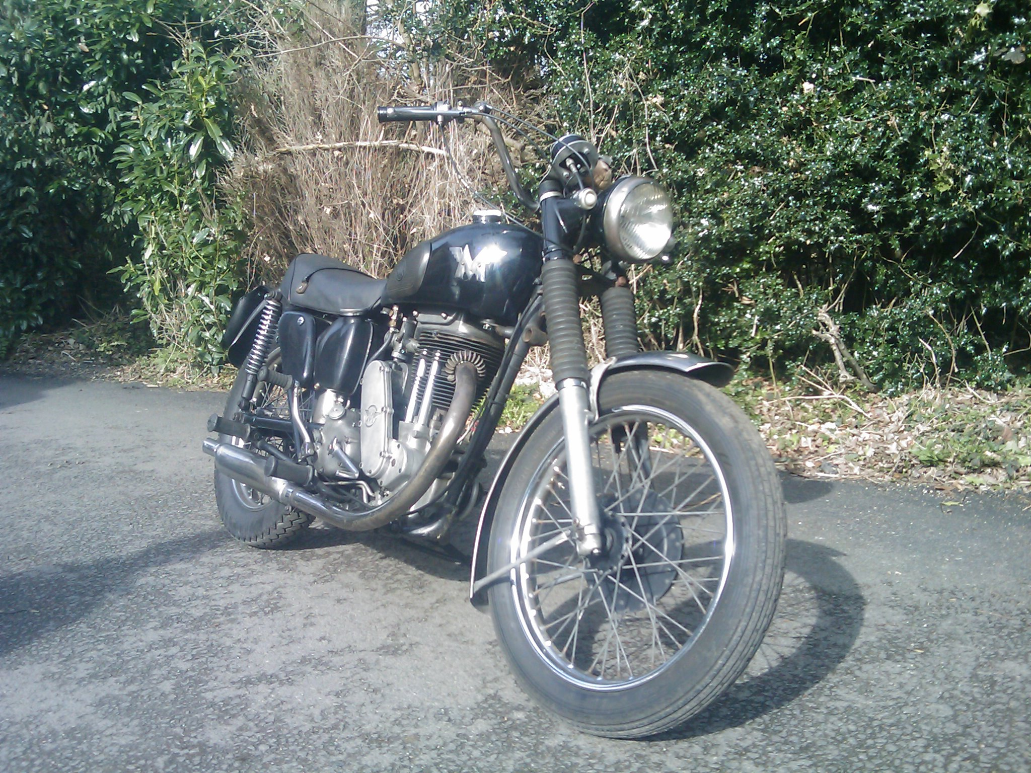 1949 500cc Matchless G80S