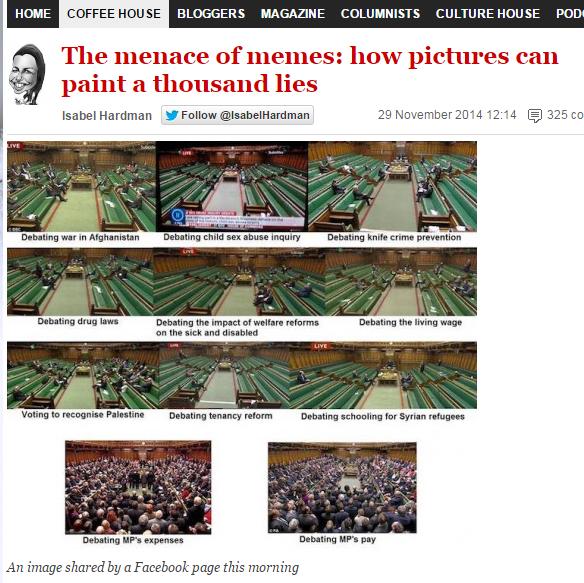 On Memes Mimics And Misplaced Malfeasance Mutterings Tallbloke S
