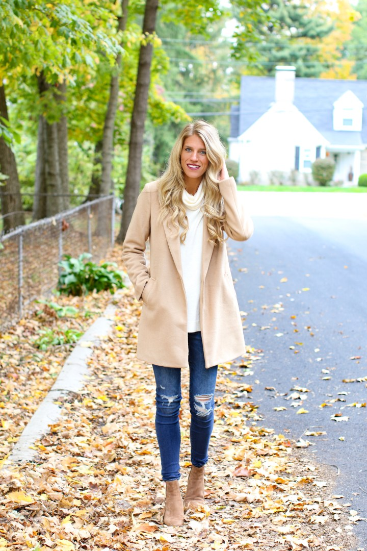 The Perfect Holiday Coat