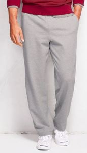 mens tall jersey knit sweat pants