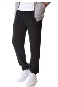 men's tall black sweatpants