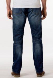 "men's tall jeans 38"" inseam"