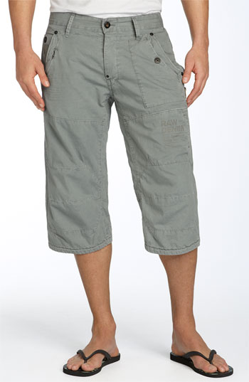 Men's Long Surfer Style Shorts
