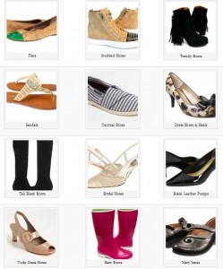 womens shoe trends
