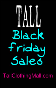 tall black friday sales