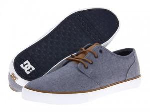 chambray shoe