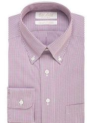 troundtree and yorke tall purple dress shirt