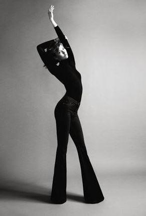 karlie kloss tall jeans