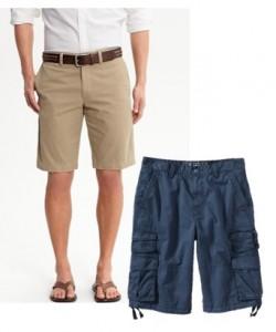 men's tall shorts