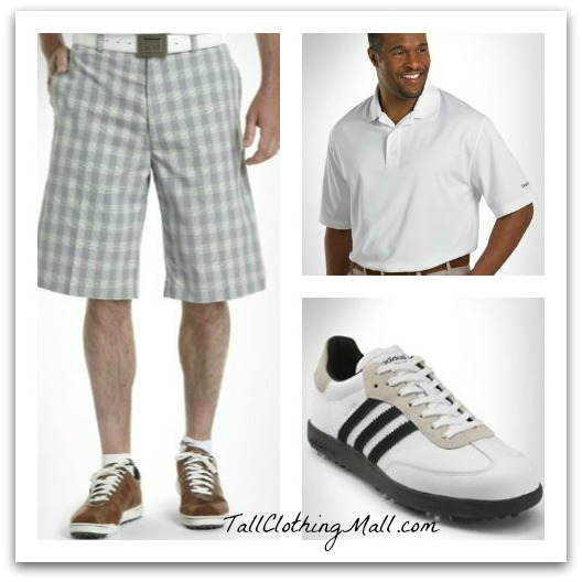 big and tall golf shoes