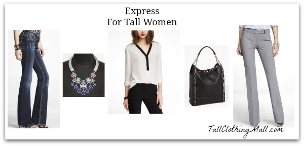 express for tall women