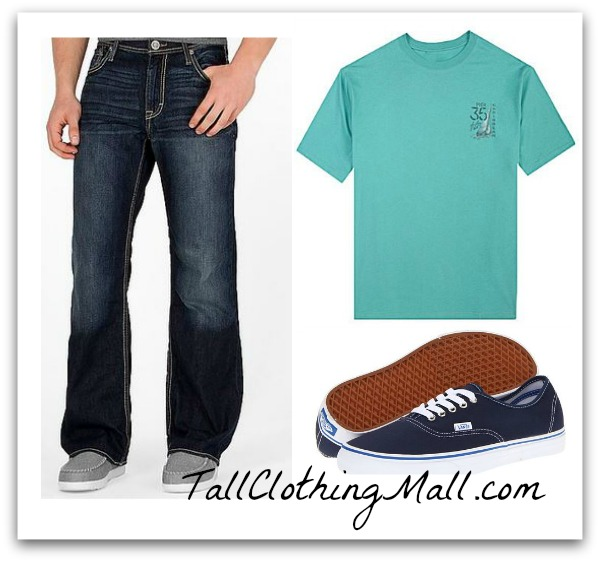 guys affordable tall outfits for back to school