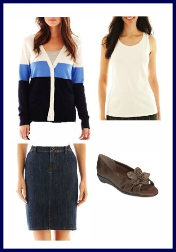 jcp womens tall outfit
