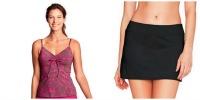 tall tankini and skirt