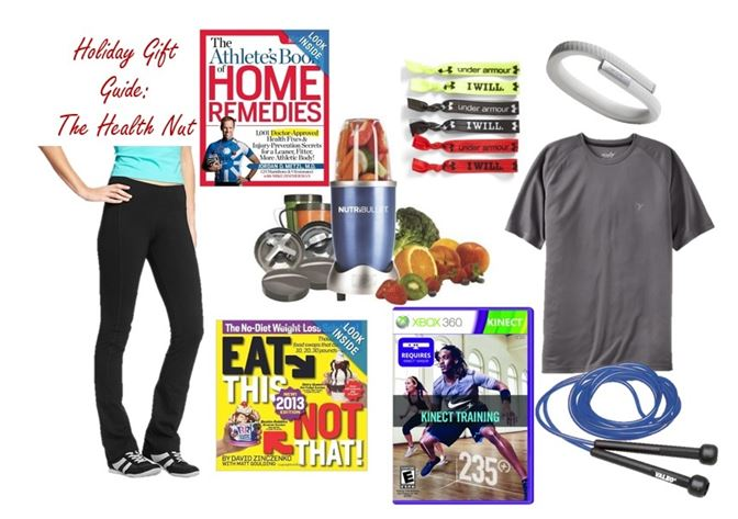 gift guides for the health nut