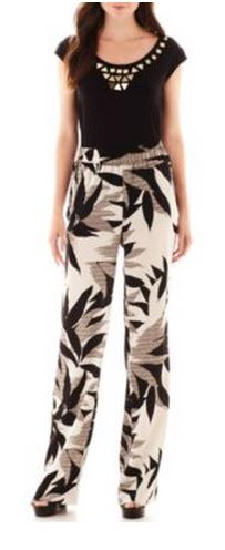 women's tropical pants 36 inseam