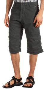 mens below the knee shorts