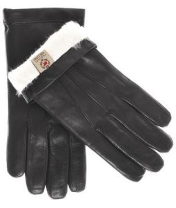 fur lined gloves for tall men