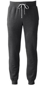 fleece tall joggers
