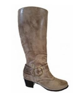 brown boots for tall women