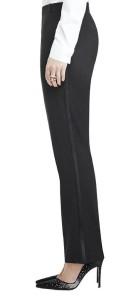 "womens tuxedo pants 34"" inseam"