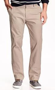 tall khaki pants