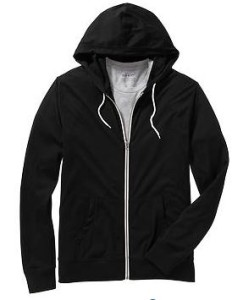 tall hoodie