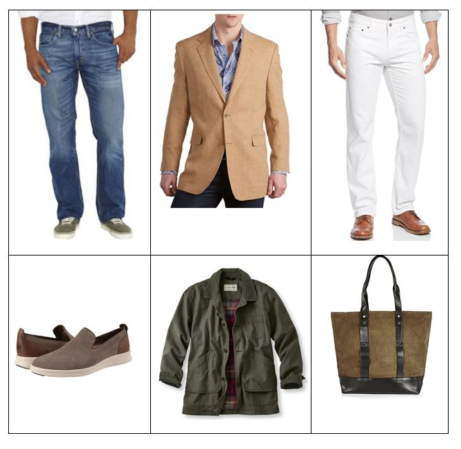 6 spring trends for tall men