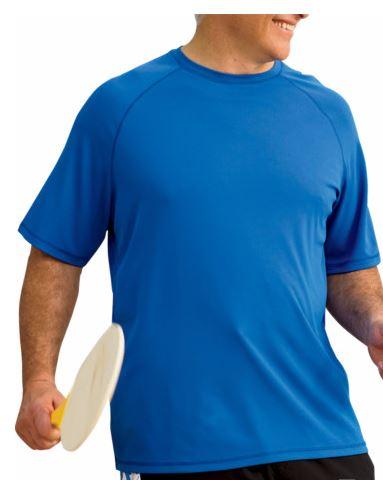 men's tall swim shirt