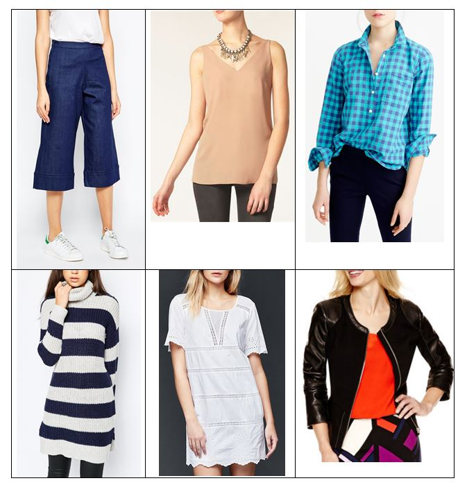 spring trends for tall women