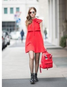 dress for tall women