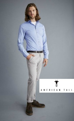 american tall clothing