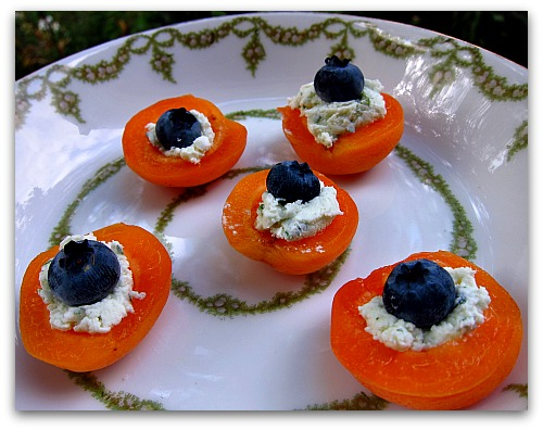 apricot appetizer