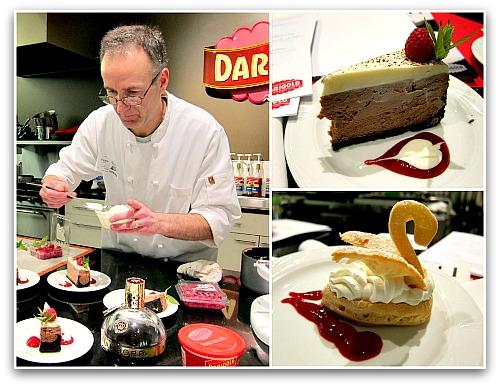 Pierre Fauvet Darigold pastry