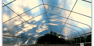 interior hoophouse