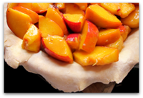 peach pie filling