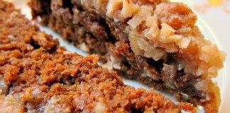oatmeal molasses cake
