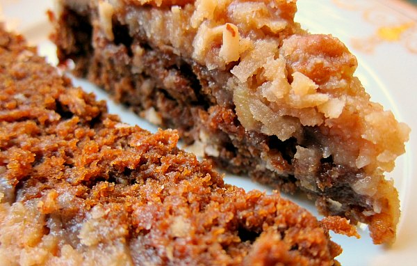 oatmeal molasses cake