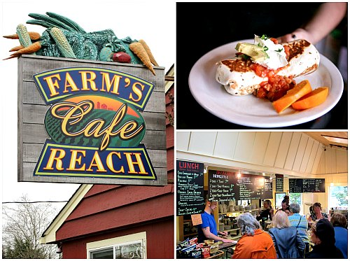Farm's Reach Cafe Chimacum