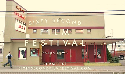 60 Second Film Festival: Magic by the Minute