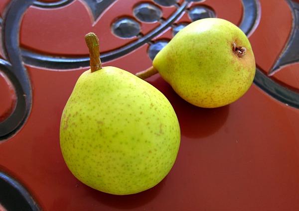 Clara Frijs: Best Pear You've Never Eaten